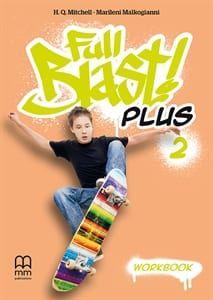 Full Blast plus 2 - Workbook & CD (British Edition)