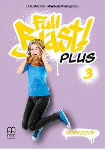Full Blast plus 3 - Workbook & CD (British Edition)