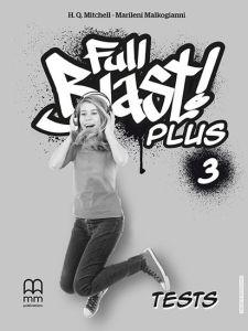 Full Blast plus 3 - Test Booklet (British Edition)