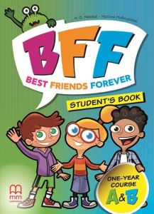 Best Friends Forever A & B: Student's Book (& ABC Book) (Βιβλίο Μαθητή)