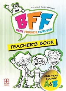 Best Friends Forever A & B: Teacher's Book (Βιβλίο Καθηγητή)