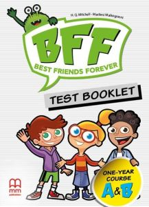 Best Friends Forever A & B: Test Booklet