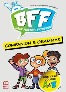 Best Friends Forever A & B: Companion & Grammar Book