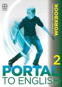 Portal To English 2: Workbook (& Online Code) (British Edition)