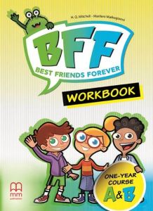Best Friends Forever A & B: Workbook (& Online Code)