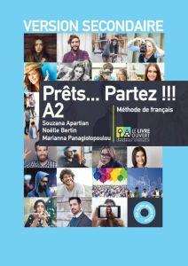 Prets Partez A2: Methode de Francais(Βιβλίο Μαθητή) (2nd Edition)