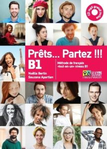 Prets Partez B1: Methode de Francais (+Mp3 Audio Cd)