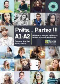 Prets Partez A1+A2: Methode de Francais (Βιβλίο Μαθητή)