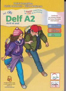 Vos Cles Delf A2: Βιβλίο Μαθητή & Online Audio (Revised 2021)