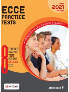8 ECCE Practices Tests: Student's Book (Revised 2021)