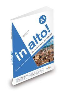 In alto A1: Corso di Italiano (Βιβλίο Μαθητή) (+Audio Cd, + Βίντεο Γραμματικής)