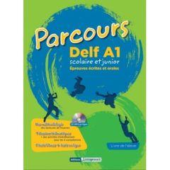 Parcours Delf A1 Scolaire Et Junior: Livre de l' eleve (Βιβλίο Μαθητή)