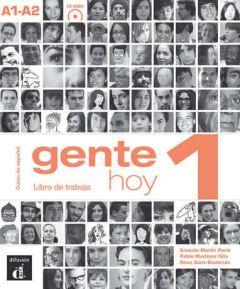 Gente Hoy 1, Libro de trabajo (Βιβλίο ασκήσεων)