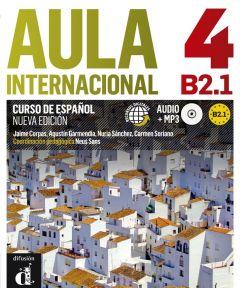 Aula Internacional 4 Nueva edicion B2.1: Libro del alumno + CD (Βιβλίο Μαθητή + CD)