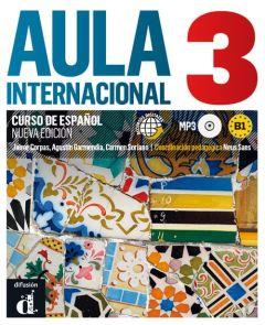 Aula Internacional 3 Nueva edicion: Libro del alumno + CD (Βιβλίο Μαθητή + CD)