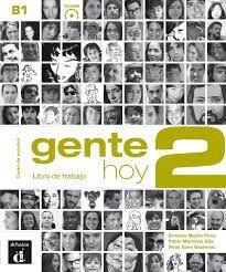 Gente Hoy 2 : Cuaderno de ejercicios + CD (Βιβλίο Ασκήσεων +CD)