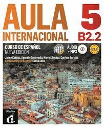 Aula Internacional 5 Nueva edicion B2.2: Libro del alumno + CD (Βιβλίο Μαθητή + CD)