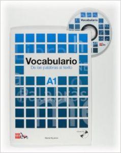 Vocabulario A1. De las palabras al texto & CD