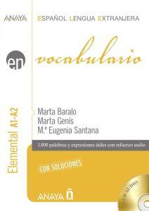 En Vocabulario: Elemental A1-A2 & Soluciones (Nueva Edicion)