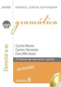 En Gramatica Elemental A1-A2 & Cd & Soluciones (Nueva Edicion)