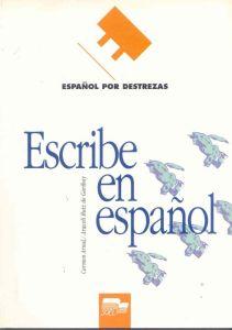 Escribe En Espanol