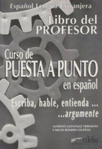 Puesta a Punto B2 - Libro Del Profesor