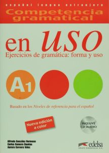 Competencia Gramatica En Uso A1: Βιβλίο Μαθητή & Audio CD (Ελληνική Έκδοση)