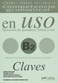 Competencia Gramatica En Uso B2 Claves (Λύσεις)