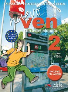 Nuevo Ven 2 - Libro Del Alumno & Audio CD