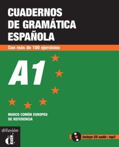 Cuaderno de Gramatica A1 + CD audio MP3