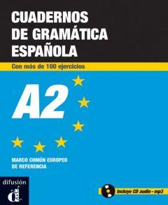 Cuaderno de Gramatica A2 + CD audio MP3