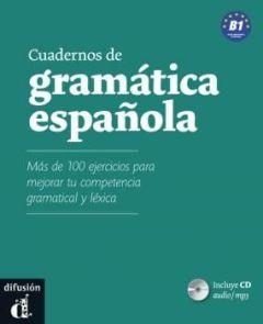 Cuaderno de Gramatica B1 + CD audio MP3