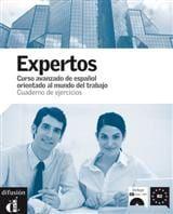 Expertos. Cuaderno de ejercicios (Βιβλίο ασκήσεων)