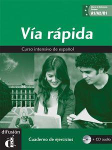 Via Rapida A1-B1, Cuaderno ejercicios
