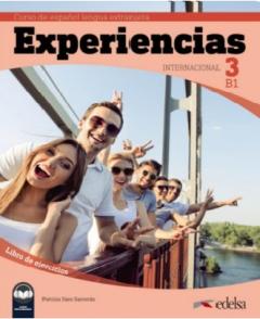 Experiencias Internacional 3: Libro De Ejercicios & Audio descargable (Βιβλίο Ασκήσεων)