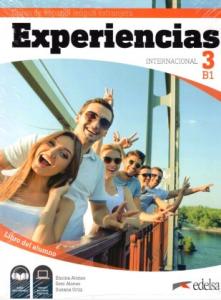 Experiencias Internacional 3: Libro del alumno & Audio descargable (Βιβλίο Μαθητή)