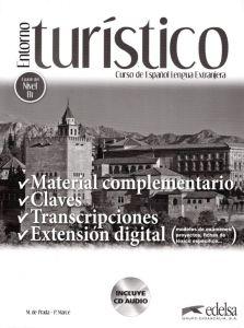 Entorno Turistico: Libro de Claves, Transcript Y Material Complementario