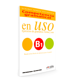 Competencia Gramatica En Uso B1: Βιβλίο Μαθητή & Audio CD