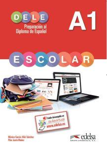 Dele Escolar A1: Libro Del Alumno