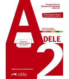 Dele A2  - Preparacion Al Diploma De Espanol : Βιβλίο Μαθητή & Audio Descargable (2020)