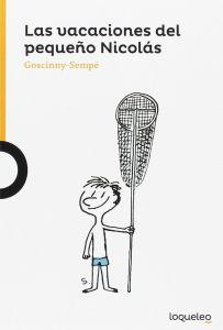 Las vacaciones del pequeno Nicolas -  Goscinny-Sempe