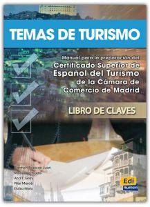 Temas De Turismo: Libro De Claves (Λύσεις)