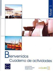 Bienvenidos 1 Turismo y Hosteleria: Cuaderno de Actividades (Βιβλίο Ασκήσεων)