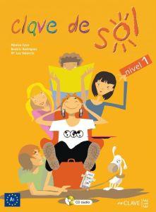 Clave de Sol 1: Libro del Alumno & Online Audio (Βιβλίο Μαθητή)
