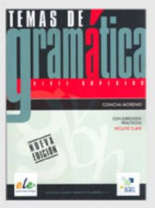 Temas De Gramatica Superior & Claves