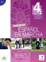 Espanol En Marcha 4 B2: Alumno & CD (Βιβλίο Μαθητή)