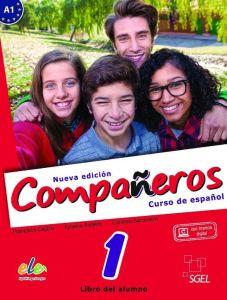 Companeros 1: Alumno & CD (Βιβλίο Μαθητή)