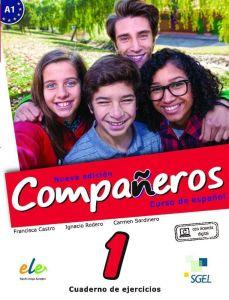 Companeros 1: Ejercicios (Βιβλίο Ασκήσεων)