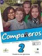 Companeros 2: Ejercicios (Βιβλίο Ασκήσεων)