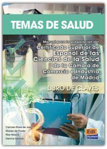 Temas De Salud: Libro De Claves (Λύσεις)